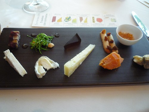 Cheese Course and Contrasts