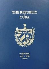 Cuba coin folder cover