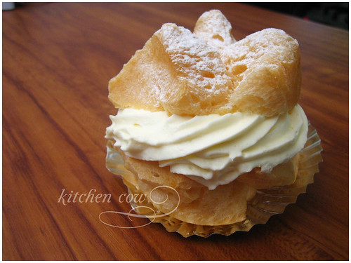 W-Choux Happy Cream Puff