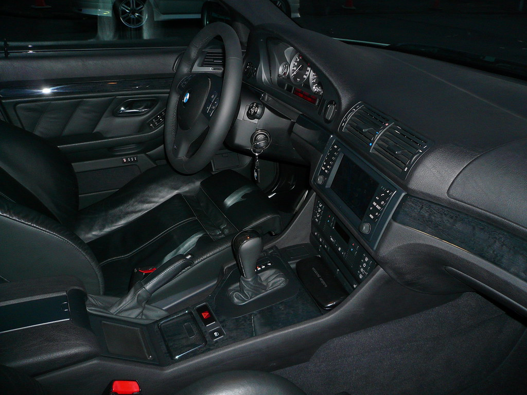 Who Has The Awesomest E39 All Black Interior Page 2