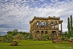 The Ruins (Mansion of Don Mariano Ledesma Lacson) (Lenareh) Tags: philippines negrosoccidental theruins talisaycity lenareh pkchallenge mansionofdonmarianoledesmalacson pcp2011