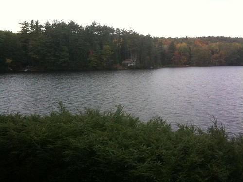 A beautiful Maine lake