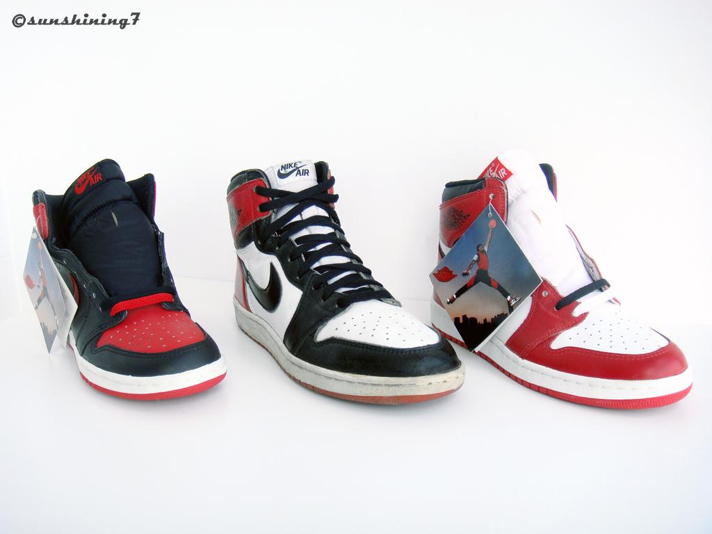 9b86456f82bd Sunshining7 - Nike Air Jordan Original (and some Retro) - 2010 collection  post - Sneaker Talk