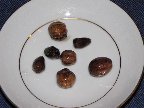 acorn glace