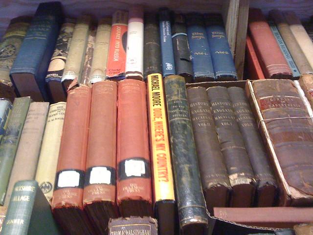 Trinity College Book Sale
