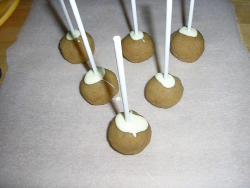 bizcobolas con palito