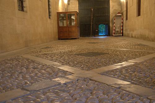 Beit Eddine - Entrance