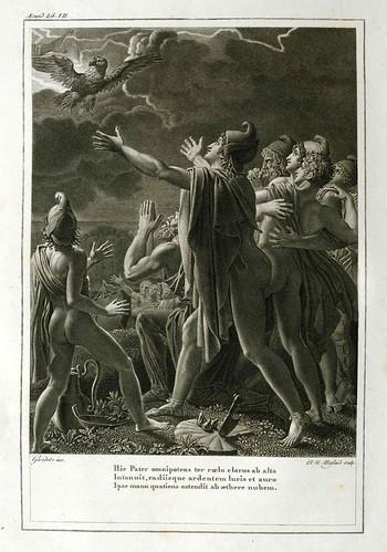 005-Publius Virgilius - Bucolica, Georgica, Et Aeneis – 1798- ©Bayerische Staatsbibliothek