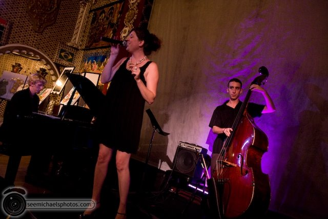 Karin Carson Group at Tango Del Rey 102409 © Michael Klayman-013
