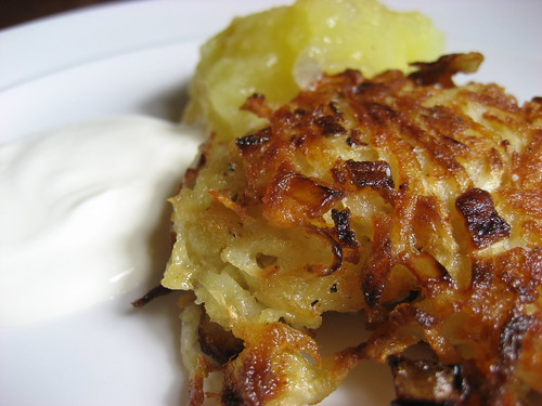 Meals for Moderns: Celery Root Latkes