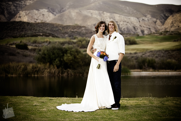 Lost Canyons Golf Club Wedding Simi Valley