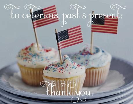 veterans cupcakes
