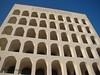 Eur Zone (Rome)-Palazzo della Civiltà Italiana (pouryanazemi) Tags: italy contact atm champions worldicon musictoeyes zafirogroup contestresult