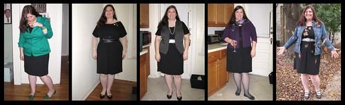 Black Dress Challenge