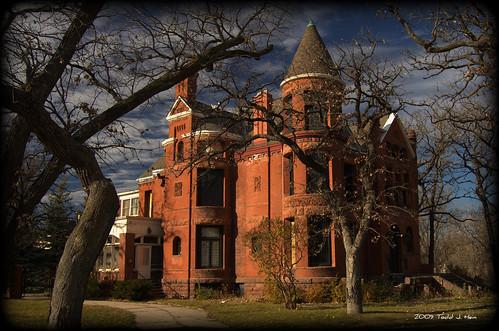Old Mansion St Cloud Minnesota 2009