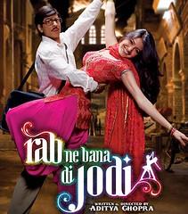 [Poster for Rab Ne Bana Di Jodi]