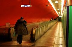 Paris Métro Opéra le changement vers le RER A 5 (paspog) Tags: paris métro opéra rer rera changement abigfave métroopéra