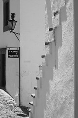 Diagonal (Rui Nuno Rodrigues) Tags: portugal stairs escada monsaraz alentejo degrau blackwhitephotos ilustrarportugal