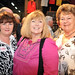 Gai MacLennan (nee Spillman), Jan Urquhart (nee Cooper) and Shirley Halliday
