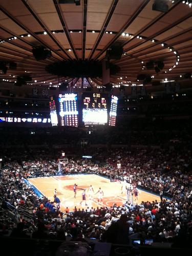 Knicks 112, Suns 81