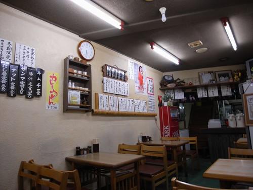 ラーメン「さかえ食堂」@天理市-02