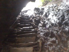 Arch Rock Stairs