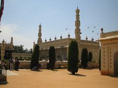 IMG_5514 (ecoremo) Tags: india palace sultan mysore tippu