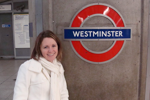 Underground, London, England, Westminster, Travel