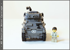 m8_2_04 (Captain Eugene) Tags: lego wwii m8 motorcarriage howitzer lighttank legotank brickmania
