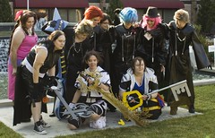 IMG_0106 (Quinlaar) Tags: girl cosplay across kingdomofhearts across2009 animecrossroads animecrossroads2009