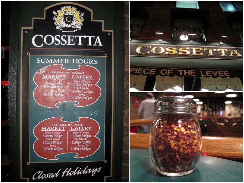 Cossetta's