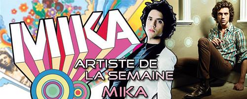 VidZone Artist of the Week (FR)