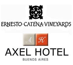 Velada exclusiva en el Hotel Axel con Ernesto Catena Vineyards