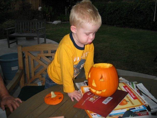 Cam's Halloween