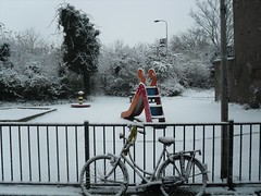 Park, Ham, Delft (crwilliams) Tags: snow netherlands delft date:month=december date:day=17 date:year=2009 date:hour=09 date:wday=thursday