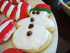 christmas sugar cookies - 39
