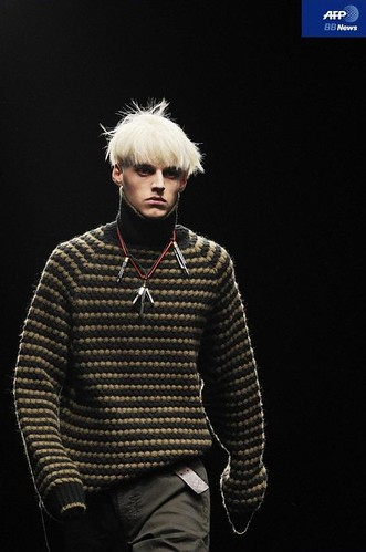 Robbie Wadge3297_FW10_London_Topman Design(AFP BB News)