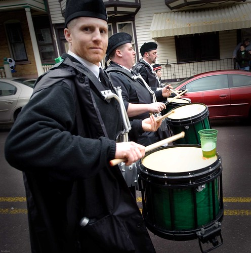 St Patricks Day Parade Jim Thorpe-5