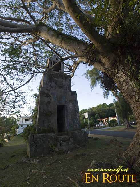 Merizo Village Bell Tower