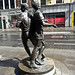 Limerick - Hurling And Rugby On O'Connell Street