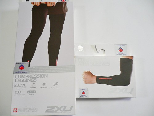 2XU - Compression Recovery レギンス