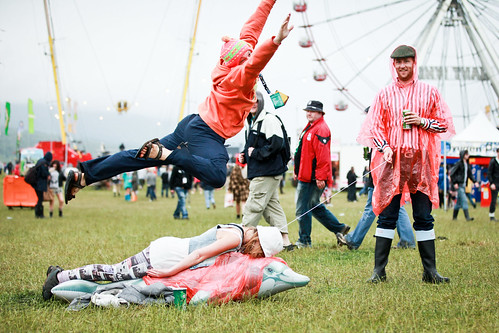 One of my favourite moments from Rockness.  by Sam Brill