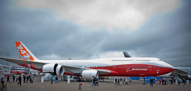 New 747-8I