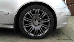 "Mercedes Alloy Wheel refurbishment in satin anthracite by We Fix Alloys • <a style=""font-size:0.8em;"" href=""http://www.flickr.com/photos/75836697@N06/13041474694/"" target=""_blank"">View on Flickr</a>"