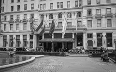 The Plaza_NYC.. (Ken B Gray) Tags: theplaza hotel centralpark icon manhattan uppereastside 6d uptown newyork nyc