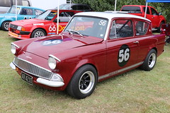 1964 Ford Anglia 105E (ambodavenz) Tags: ford anglia 105e enzed classic race car southern levels south canterbury timaru new zealand