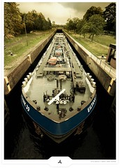 Eiltank 39 (Gert van Duinen) Tags: river germany ship lock gates digitalart landschaft tanker landschap emsland schleuse sluizen dortmundemskanal dutchartist anawesomeshot landschaftsaufnahme hntel gertvanduinen eiltank39