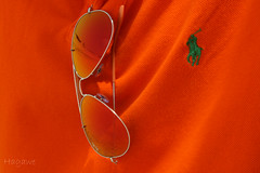(Hagawee) Tags: summer orange collection polo 2009 rayban ralphlauren elmodel bjadabeek