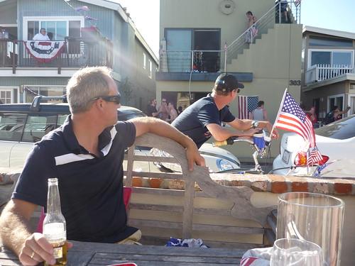 July 4 on the Balboa Peninsula by you.