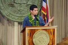 Shai Agassi (btrplc) Tags: hawaii milestones shaiagassi betterplace dec022008 betterplacecom hawaiilaunch